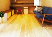 無垢の床材 イメージ