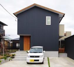 竜ヶ崎の家